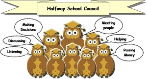 School Council owls